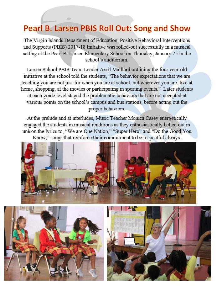Woodson On Why Kindergarten Is Too Late >> Pearl B Larsen Elementary School