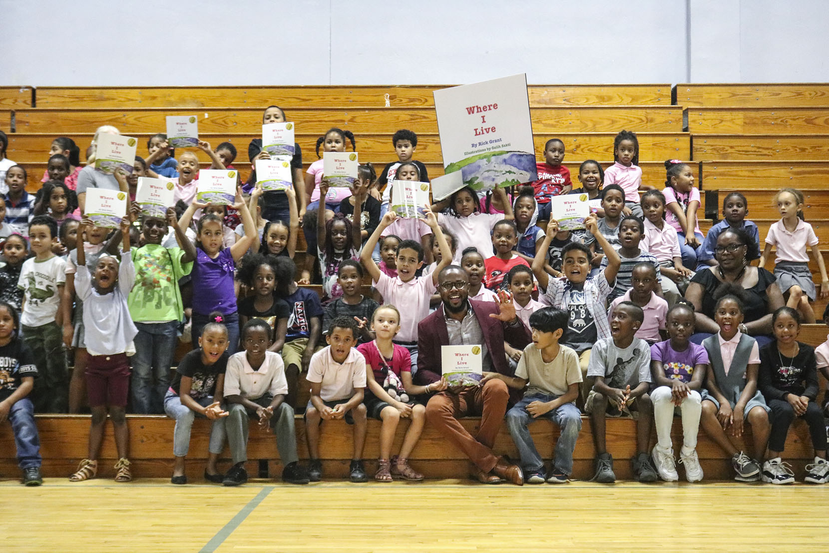 St. Croix Students Fired Up for 10th Annual GSRG