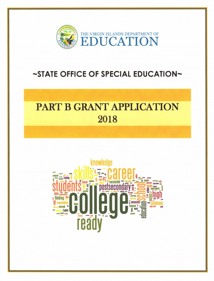 FFY 2018 Part B Grant Application_Special Education_Page_01.jpg