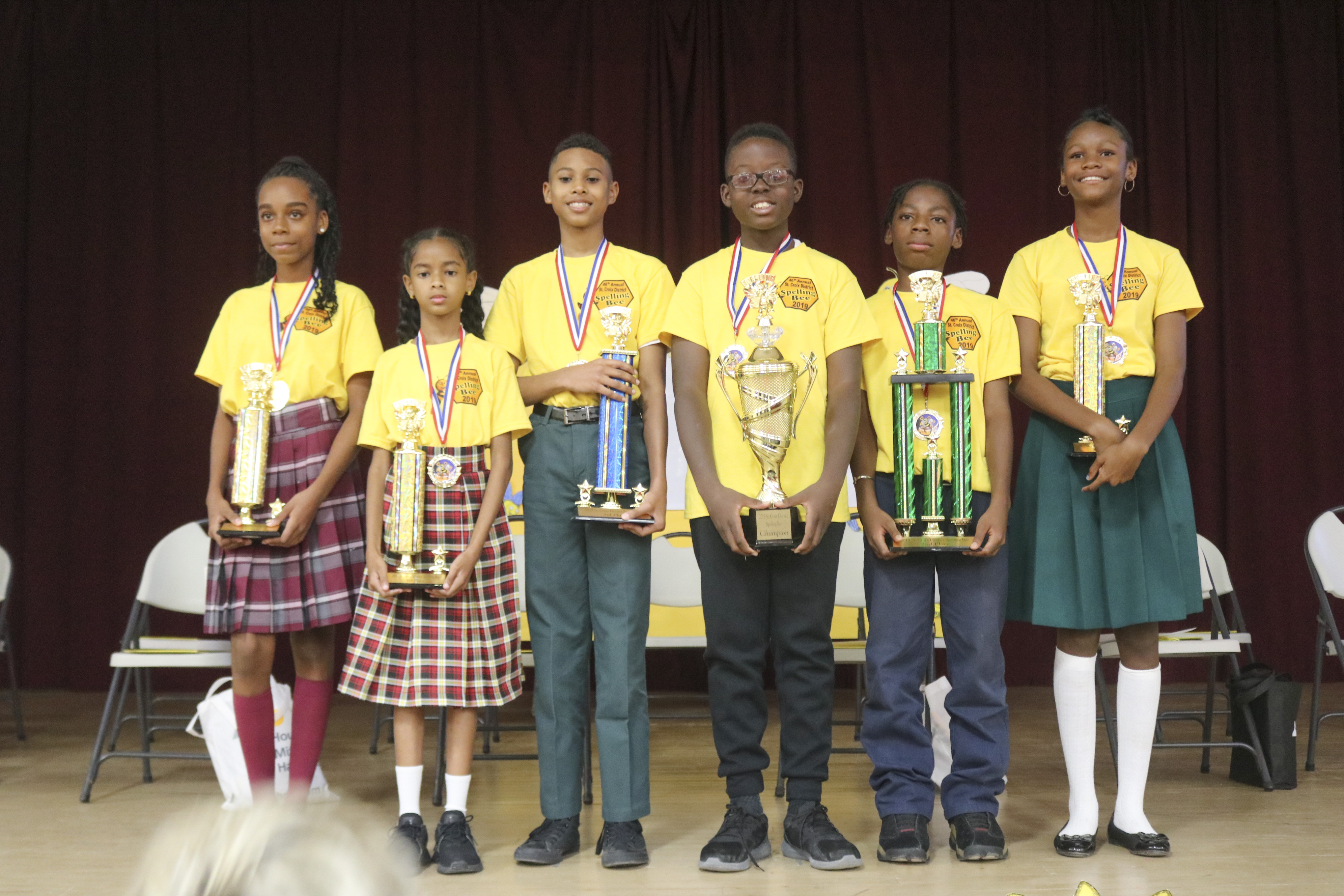 Good Hope Country Day 7th Grader Michael Atwell Wins Stx District Spelling Bee